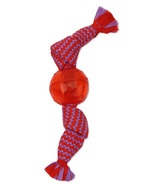 Mammoth Candy Wraps with Squeaky 3 Inch Ball Large 12 Inch