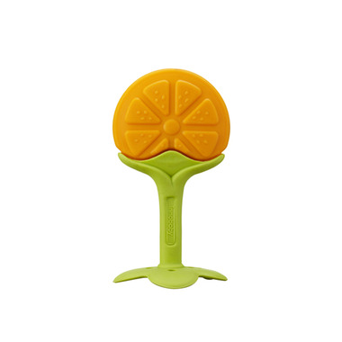 Innobaby EZ Grip Training Teether Orange