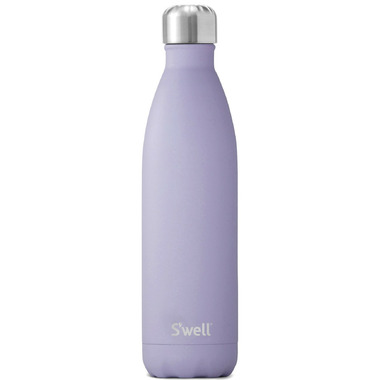 S\'well The Stone Collection Stainless Steel Water Bottle Purple Garnet