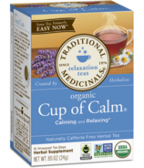 Traditional Medicinals Cup of Calm Tea
