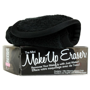 The MakeUp Eraser Mini Black