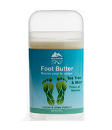 Mountain Sky Energizing Mint & Tea Tree Foot Butter