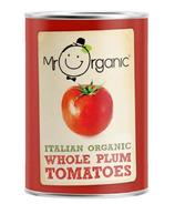Mr. Organic Whole Plum Tomatoes