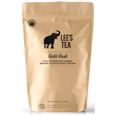 Lee\'s Tea Gold Rush