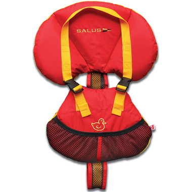 Salus Marine Bijoux Baby Vest Red