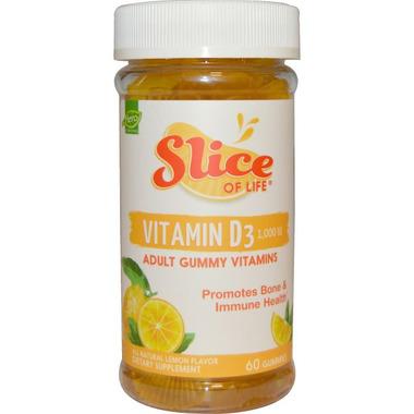 Slice of Life Vitamin D3