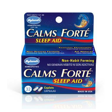 Hyland\'s Homeopathic Calms Forte Sleep Aid