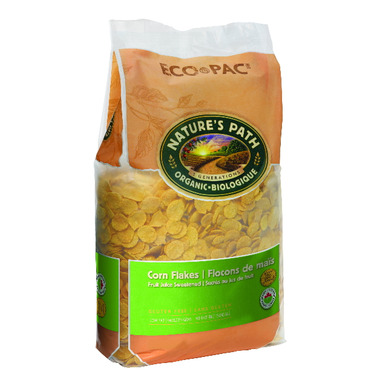 Nature\'s Path Organic Honey\'d Corn Flakes Cereal