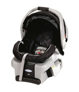 Graco SnugRide Classic Connect 30 Infant Car Seat Metropolis