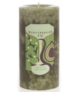 Pacifica Pillar Candle Mediterranean Fig