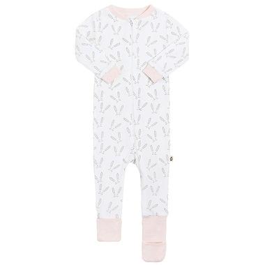 Snugabye Convert-a-Foot Sleeper Dream Bunny Collection