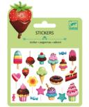 Djeco Mini Stickers Sweets