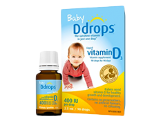 Buy Vitamins & Supplements For Baby & Kids