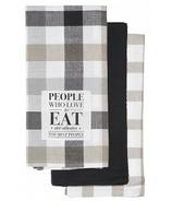 Harman People Who Love to Eat Kitchen Tea Towels