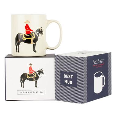 Drake General Store Best Mug Pattern Action Montie
