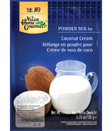 Asian Home Gourmet Powder Mix For Coconut Cream