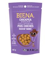 Biena Foods Chickpea Snacks Rockin' Ranch