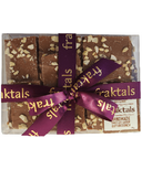 Fraktals Handmade Chocolate Cashew Buttercrunch Gift Box