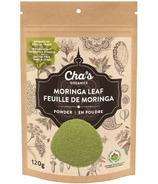 Cha's Organics Moringa Leaf Powder