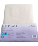 Jupiter Industries Sleep Safe Organic Crib Mattress Cover