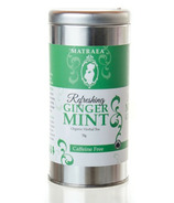 Matraea Refreshing Ginger Mint Tea