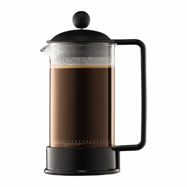 Bodum Brazil French Press Coffee Maker Black