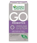 Adrien Gagnon Go Probiotics Immune System