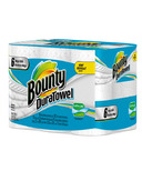 Bounty DuraTowels White Paper Towels