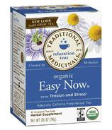 Traditional Medicinals Organic Easy Now Tea