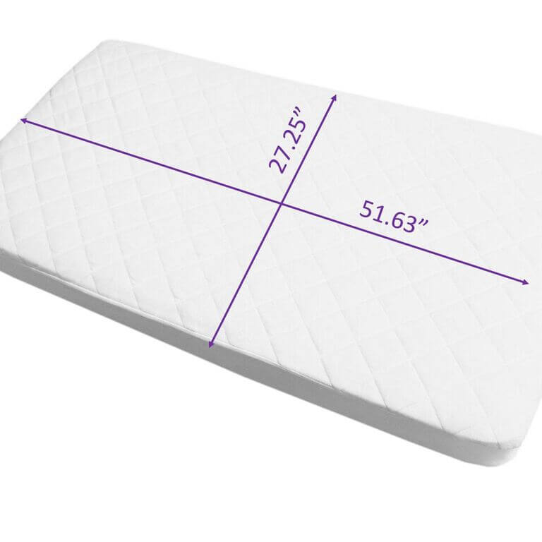 Buy Baby Works Quilted Amp Filted Bamboo Mattress Protector