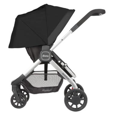 Diono Quantum Multi-Mode Stroller Travel System Black