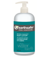 EarthSafe Fresh Water Body Lotion Natural Fragrance