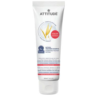 ATTITUDE Natural Treatment Shampoo