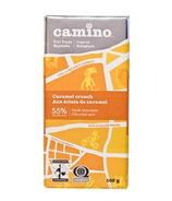 Camino Caramel Crunch Dark Chocolate Bar