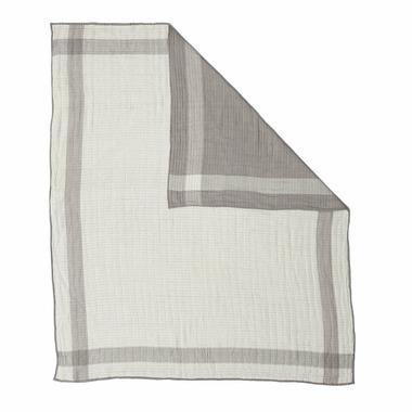 Petit Pehr Sidekick Blanket in Pebble
