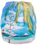 Funky Fluff Swim Diaper Palm Beach