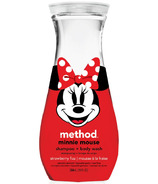 Method Minnie Mouse 2-in-1 Shampoo + Body Wash
