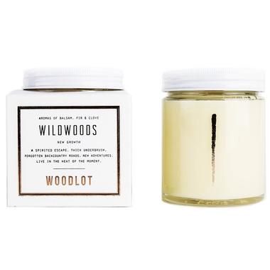 Woodlot Wildwoods Coconut Wax Candle