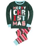 Hatley Kids PJ's Merry Christmas