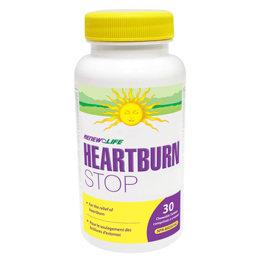 Renew Life HeartburnSTOP