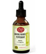 Clef des Champs Peppermint Organic Tincture