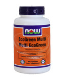 NOW Foods EcoGreen Multivitamin