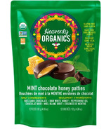 Heavenly Organics Mint Chocolate Honey Patties