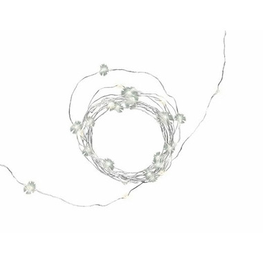 Kikkerland Silver Wire Lights