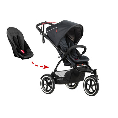 Phil & Teds Sport Buggy with Second Seat Included