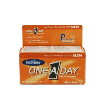 One A Day Advance Men\'s Multivitamin