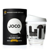JOCO Reusable Glass Cup