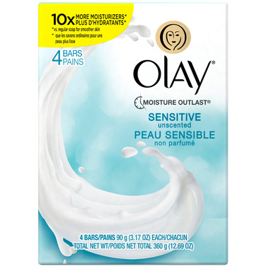 Olay Sensitive Beauty Bar