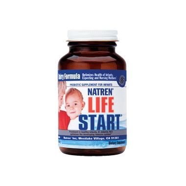 Natren Life Start (Dariy-Based) Probiotic Powder