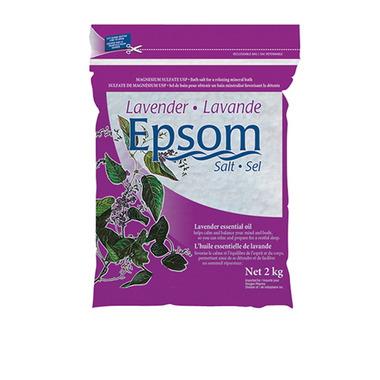 Lavender Epsom Salts (Magnesium Sulfate)